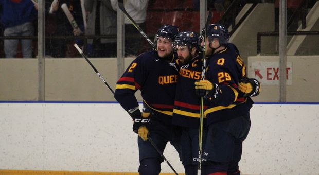 The Gaels are seeded third among the eight teams competing in Lethbridge this weekend.