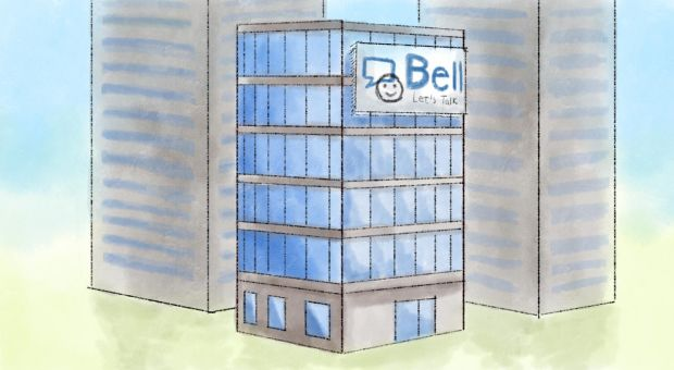 Bell's headquarters