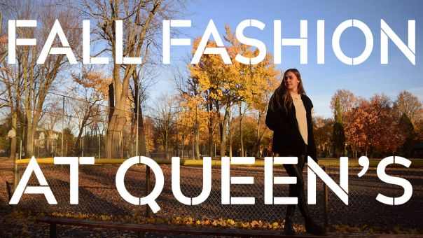 Fall Fashion at Queen's