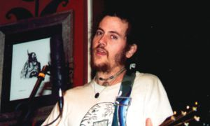 Tre Arrow was a musician, an environmentalist and on the America's Most Wanted top ten list. He's currently fighting extradition from the Vancouver Island Regional Corrections Centre in Victoria, B.C.