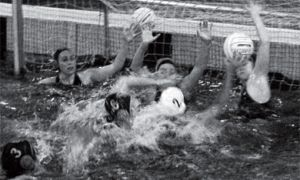 Women's water polo lost their semifinal to Carleton but to beat York for the bronze medal.