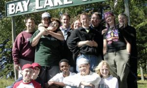 Ten midwestern teenagers attended America's first GLBT overnight Bible camp in 2004.