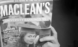 Queen's is one of 22 Canadian universities to opt out of Maclean's annual university survey.