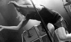 Metric's Emily Haines got the crowd going at the Homecoming show, but Billy Talent was no match for Aberdeen Street.