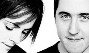 Crescent and Frost will bring their acoustic folk stylings to The Grad Club tonight.