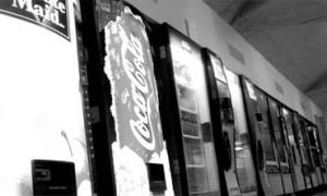 Students at McMaster voted to oppose the university's contract with Coca-Cola.
