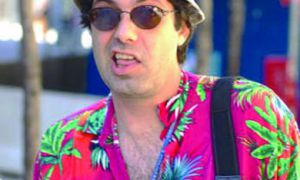 Funnyman Kenny Hotz is a total narcissist—just ask him.