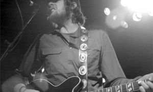 Matt Mays and el Torpedo brought their energetic rock to the Ale House last Wednesday night.