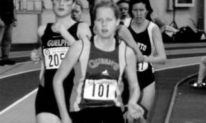 Beth Wightman (above) may be gone, but the Gaels will run on.