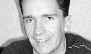 Michael Kealy Law '01, was elected rector in 1998.