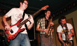 Bass player Bryce Daigle played for a number of regular bands at Clark Hall Pub: Living Planet, Fat Robot and Average Lime. Since the pub's closure in June, campus musicians have expressed concern about the loss of the venue.