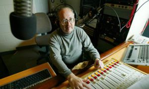 CFRC host Rick Jackson says Kingstonians connect to the campus radio station.