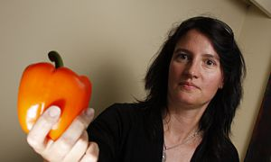 Queen's geography professor Betsy Donald has been studying the local, organic food movement for 10 years.