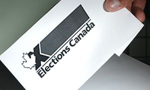 The CBC reported this year's voter turnout was the lowest in Canada's history.