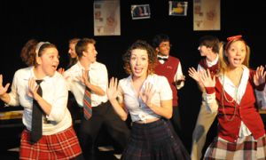 Sex! The Musical is a hilarious high school sex education romp that infuses refreshing energy into the Vogt studio series.
