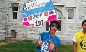 Eric Hatlelid, ArtSci '11, is remembered by his friends as a bright student with a unique sense of humour.