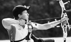 John David Burns, ArtSci '10 and the youngest member of the 2008 Olympic archery team, is facing charges of possession of child pornography and one count of making child pornography available. His next scheduled court date is May 5.