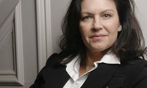 Wendy Crewson, ArtSci '77, said working in the U.S. helped her make her name in Canada.