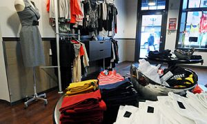 Laundry Kingston was voted second best for women's clothing.