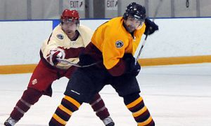 Former Gaels captain Billy Burke will play for the International Hockey League's Port Huron Icehawks in the fall.