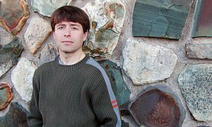 Queen's alumnus Michael Crummey draws inspiration from his hometown of Buchans, Newfoundland.