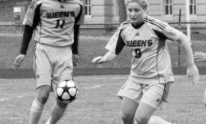 The second-ranked women's soccer team and tenth-ranked men's soccer team start their playoff runs Saturday at Richardson Stadium. The women's team will be hosting the Carleton Ravens at noon while the men's side will also host the Ravens at 2:15 p.m.
