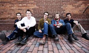 The Skydiggers play two shows at The Grad Club this weekend.