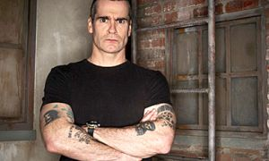 Henry Rollins will make his first visit to Kingston next week when he performs at the Sydenham St. United Church on Wednesday, March 24.