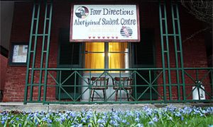 The Four Directions Aboriginal Student Centre has been without a director for two years.