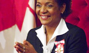 Governor General Michaëlle Jean's term ends in September.