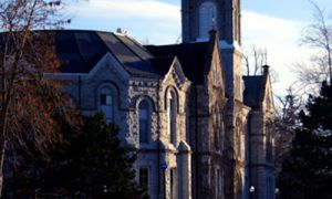 The next town hall meeting to discuss integrating Queen's and the School of Religion will be held at 1 p.m. Sept. 28 in the boardroom of Theological Hall.