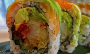 Sima Sushi proves itself to be the top fish in the school of sushi restaurants found in downtown Kingston.