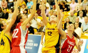 Women's basketball ends 'Sports Day in Canada' with a 78-58 loss to the McGill Martlets.