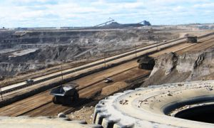 The Athabasca oil sands were the target of an unsuccessful divestment campaign at Queen's last year.