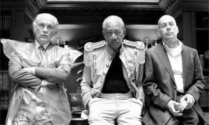 Willis returns to the action films that have made him famous with his character Frank Moses, the leader of fellow agents Marvin Boggs (Malkovich) and Joe Matheson (Freeman).