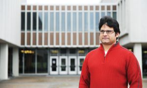 PhD candidate Shaljan Areepattamannil found hands-on activities in science classes to be most effective.