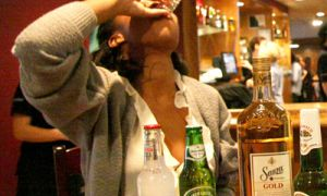 Melana Roberts, ArtSci '11, says she noticed a different drinking culture in England where she went on exchange.