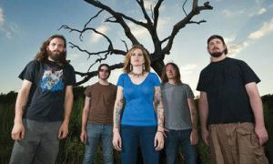 Kylesa have become known for their unique brand of heavy metal incoporating indie, pop and psychedelic influences.