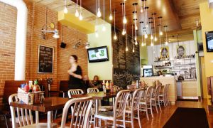 Harper's Burger Bar, located on Princess St., was voted as the best place to go for an original and inexpensive date.