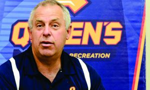 Pat Sheahan is entering his 12th season as head coach of the football team. He led the Gaels to a Vanier Cup title in 2009.