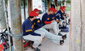 The men's baseball team only has six returning players after Queen's Athletics suspended 11 players for an alcohol-related incident that occurred in 2011.