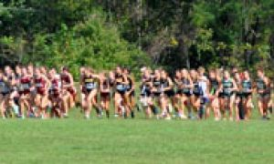 Over 350 people raced in Lehigh University's Paul Short Run in Bethlehem, Pa. last weekend.