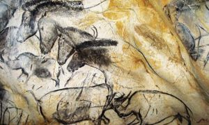 The Chauvet Cave contains drawings that have been sealed away for around 25,000 years.