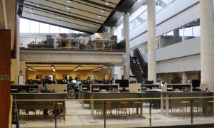 """According to the Engineering and Applied Science website, the Integrated Learning Centre aims to """"support new and exciting initiatives in undergraduate engineering."""""""