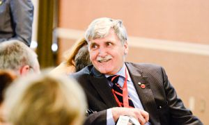 Senator Romeo Dallaire speaks about mental health and the effects of Post-Traumatic Stress Disorder on veterans.