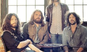 All three of the Sheepdog's full-length albums have appeared on Earshot's national monthly top 200 chart.