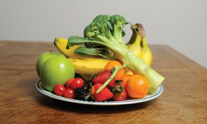 Raw vegans stick to a diet of mainly fruits and vegetables.