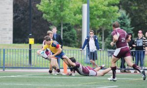 Liam Underwood was the OUA's top scorer this season.