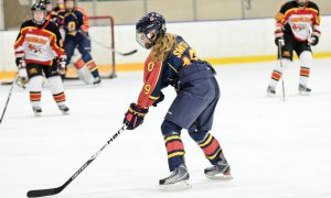 The Guelph Gryphons beat the Gaels 4-0 on Saturday.