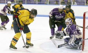 The Gaels lost 2-1 in London on Sunday.